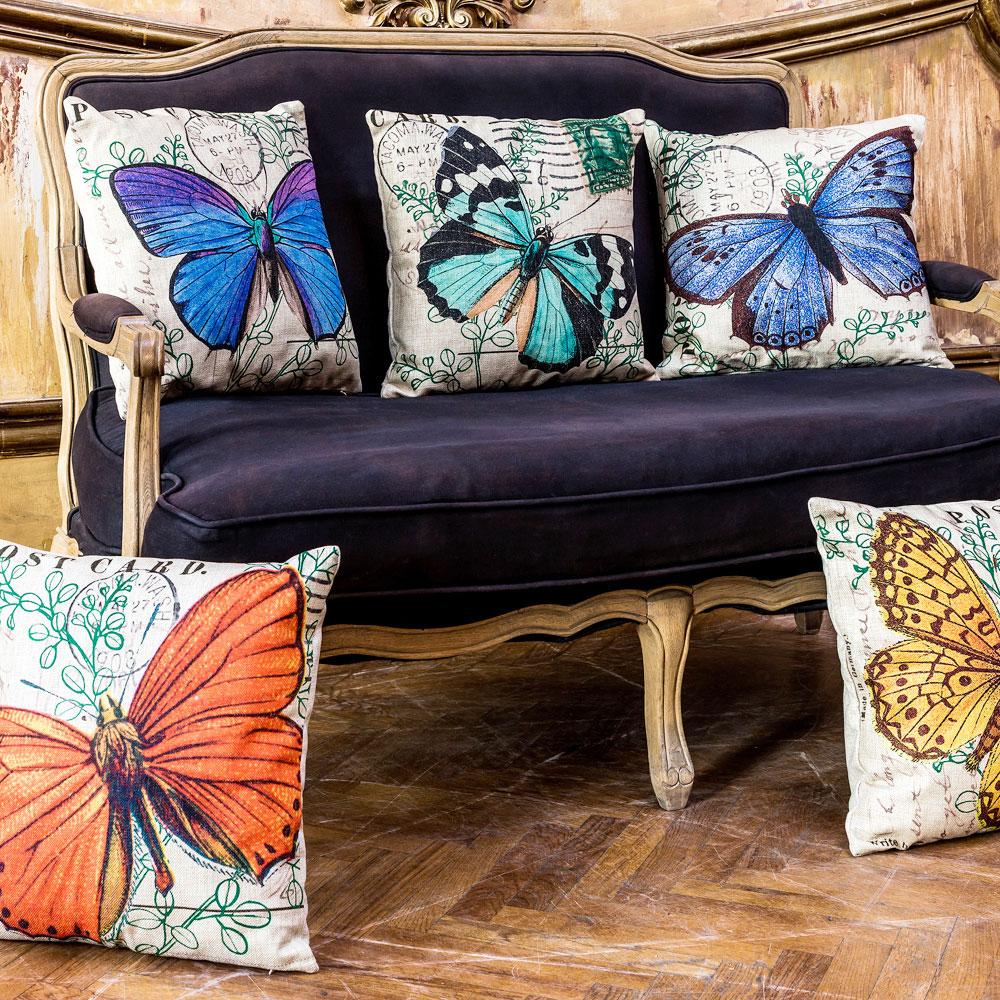 красивые подушки для интерьера последние