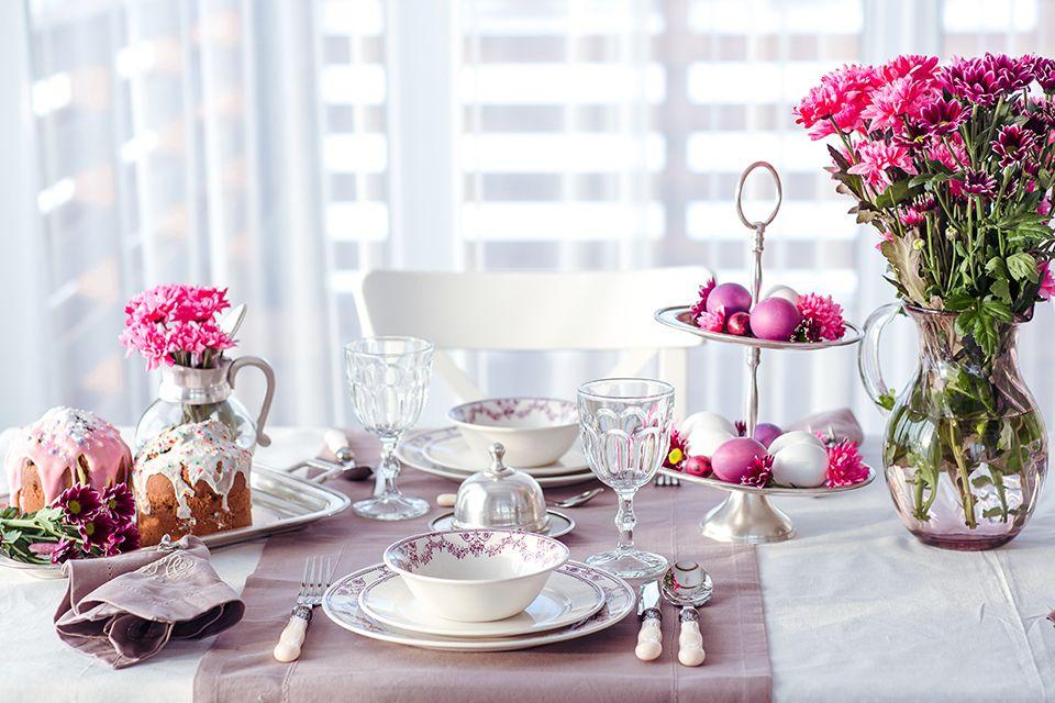 как красиво накрыть пасхальный стол фото этом свидетельствуют многочисленные