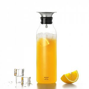 Графин Stainless Steel Infuser 700 мл,clear/chrom
