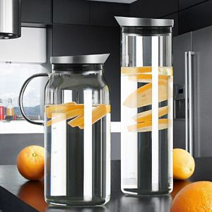 Кувшин Stainless Steel Infuser 13 мл,clear/chrom